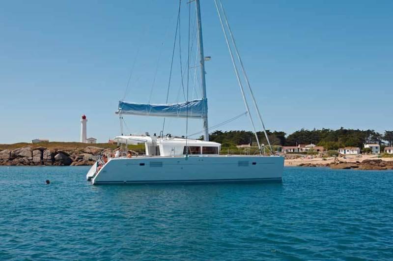 Navalia - Imbarcazione Lagoon 450 F Luxury 4