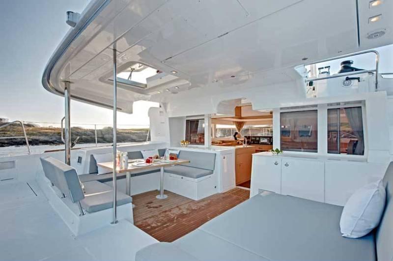 Navalia - Imbarcazione Lagoon 450 F Luxury 6