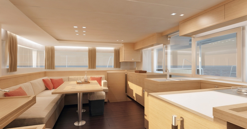 Navalia - Imbarcazione Lagoon 450 F Luxury 7