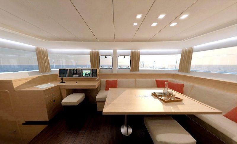 Navalia - Imbarcazione Lagoon 450 F Luxury 8