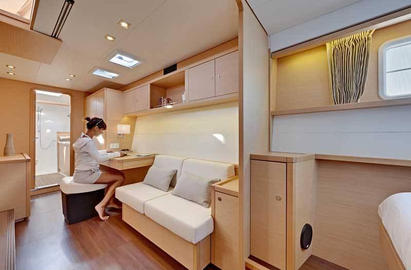 Navalia - Imbarcazione Lagoon 450 F Luxury 9