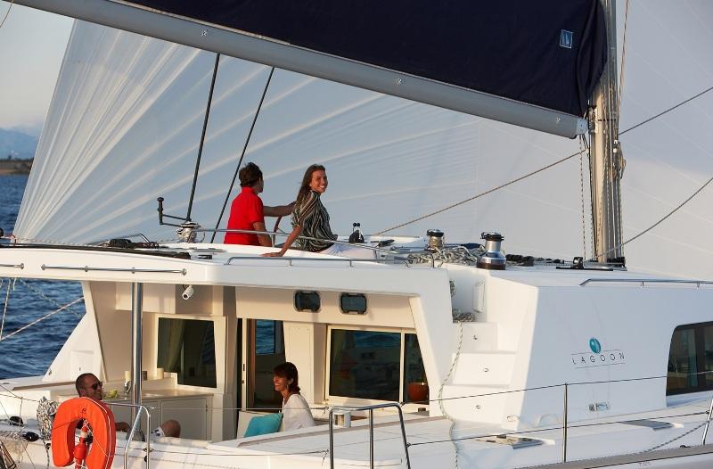 Navalia - Imbarcazione Lagoon 500 4