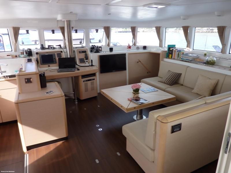 Navalia - Imbarcazione Lagoon 500 8