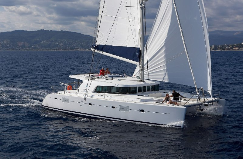 Navalia - Imbarcazione Lagoon 50 1