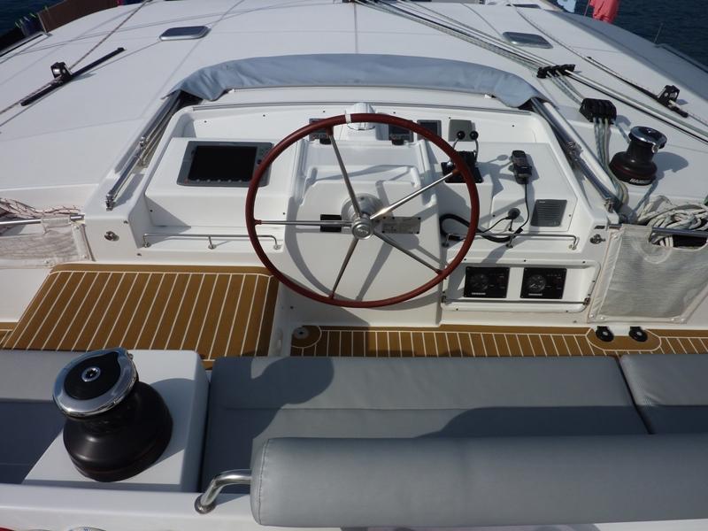 Navalia - Imbarcazione Lagoon 50 5