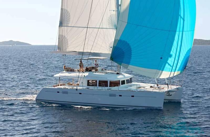 Navalia - Imbarcazione Lagoon 560 2