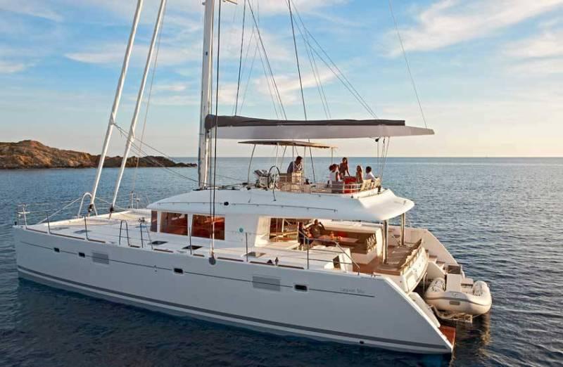 Navalia - Imbarcazione Lagoon 560 3