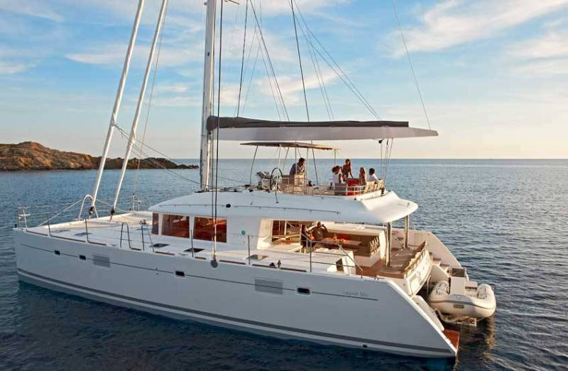 Navalia - Imbarcazione Lagoon 560 S 3