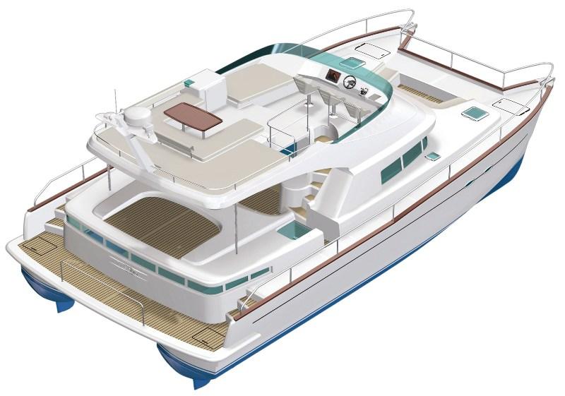 Navalia - Imbarcazione Lagoon Power 44 1