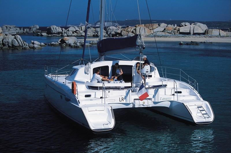 Navalia - Imbarcazione Lavezzi 40 Maestro 1
