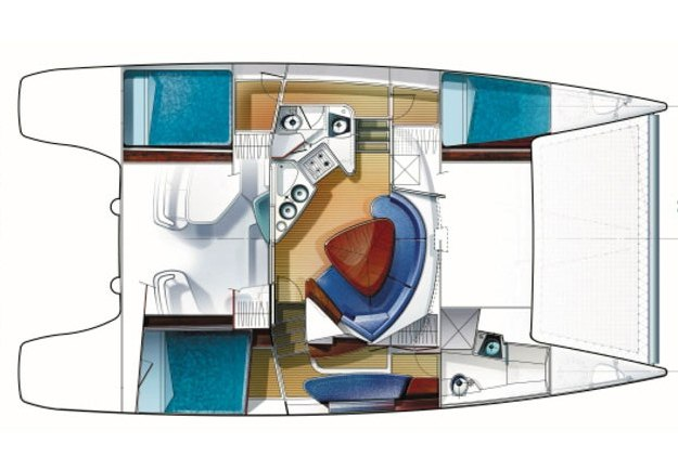 Navalia - Imbarcazione Lavezzi 40 Maestro 11