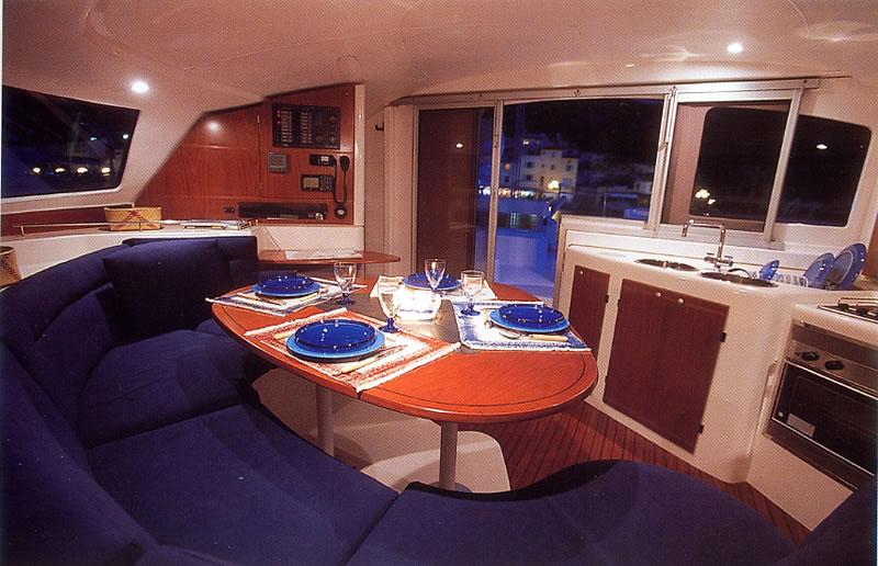 Navalia - Imbarcazione Lavezzi 40 Maestro 5