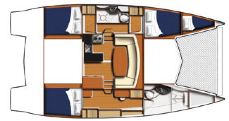 Navalia - Imbarcazione Leopard 39 14