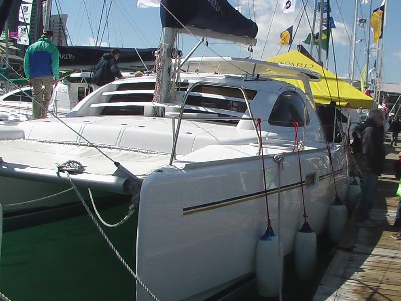 Navalia - Imbarcazione Leopard 40 3