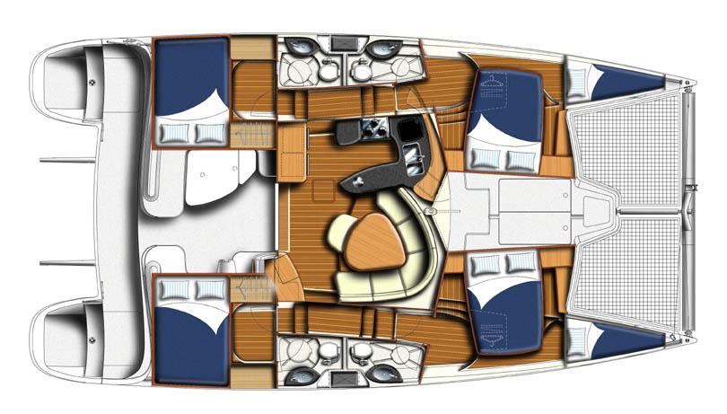 Navalia - Imbarcazione Leopard 4300 10