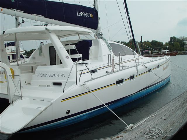 Navalia - Imbarcazione Leopard 4300 2