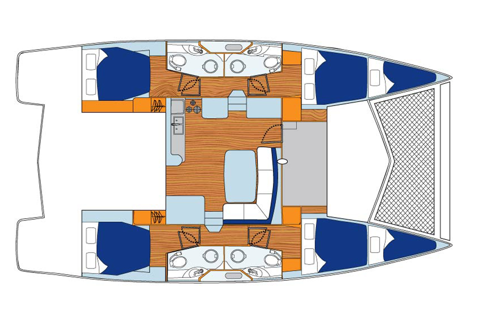 Navalia - Imbarcazione Leopard 44 11
