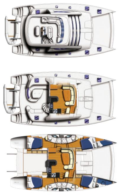 Navalia - Imbarcazione Leopard 47 PC 11