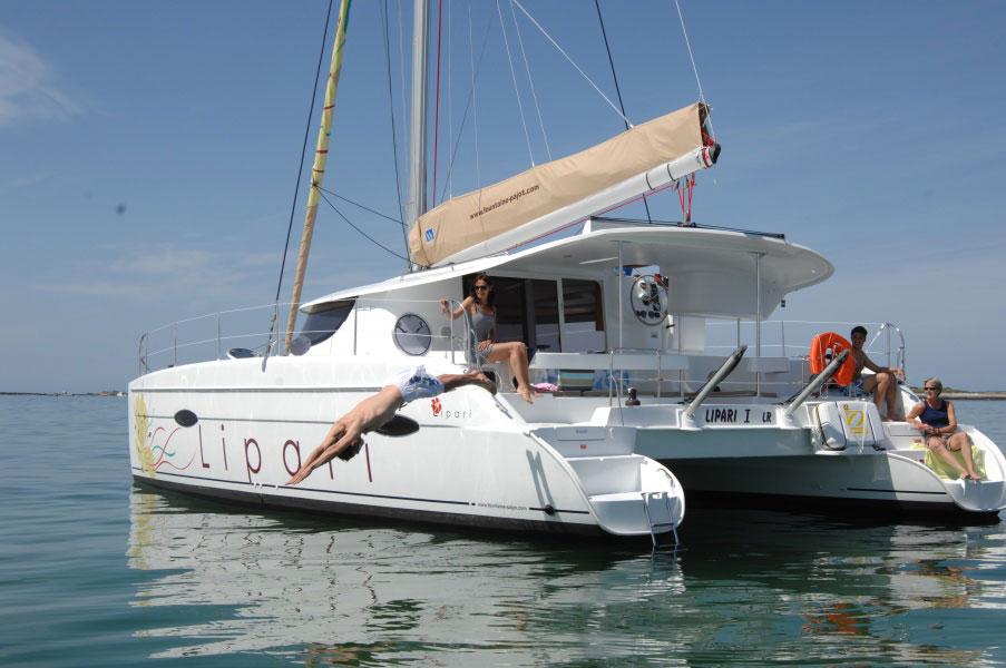 Navalia - Imbarcazione Lipari 41 1
