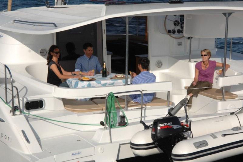 Navalia - Imbarcazione Lipari 41 evolution 5