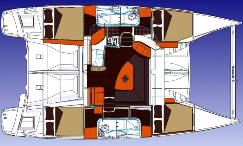 Navalia - Imbarcazione Lipari 41 13
