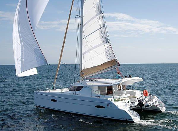 Navalia - Imbarcazione Lipari 41 – 6 cab. 3
