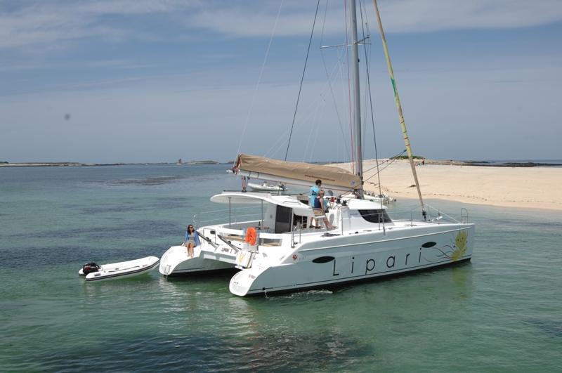 Navalia - Imbarcazione Lipari 41 – 6 cab. 4
