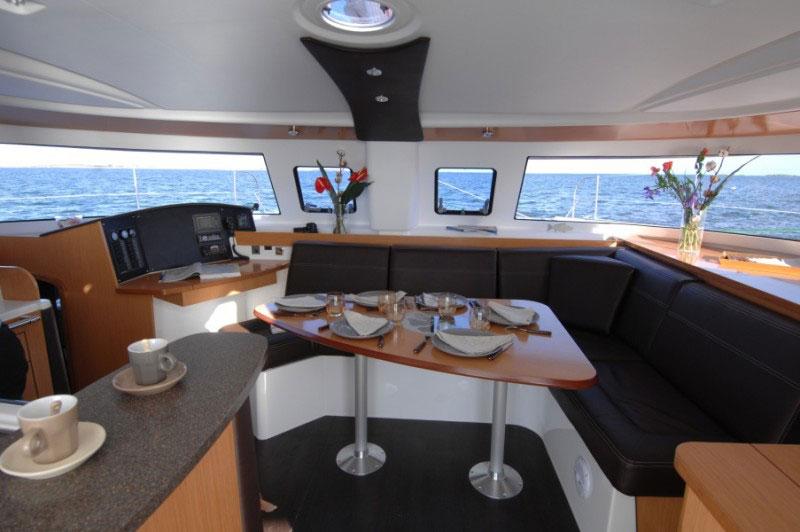Navalia - Imbarcazione Lipari 41 – 6 cab. 6