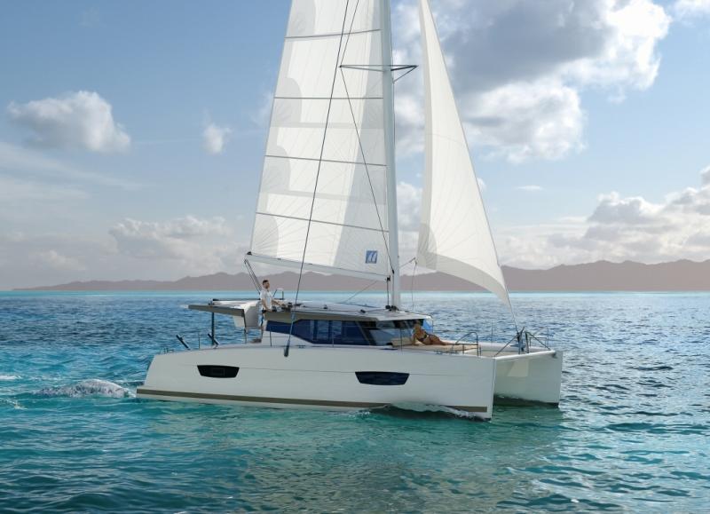 Navalia - Imbarcazione Lucia 40 – 6 cab. 1