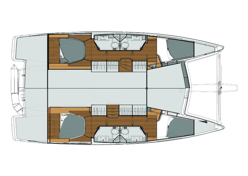 Navalia - Imbarcazione Lucia 40 – 6 cab. 13