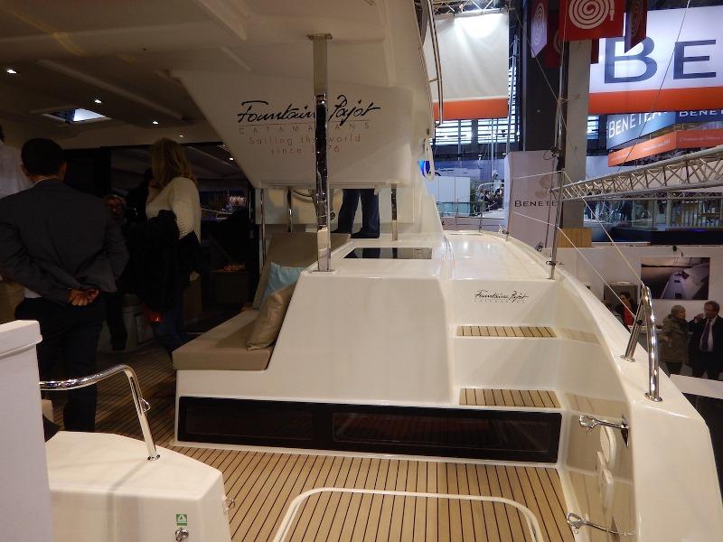 Navalia - Imbarcazione Lucia 40 – 6 cab. 4