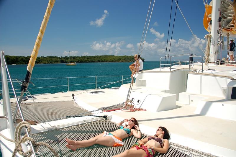 Navalia - Imbarcazione Mojito 82 alle Seychelles 6