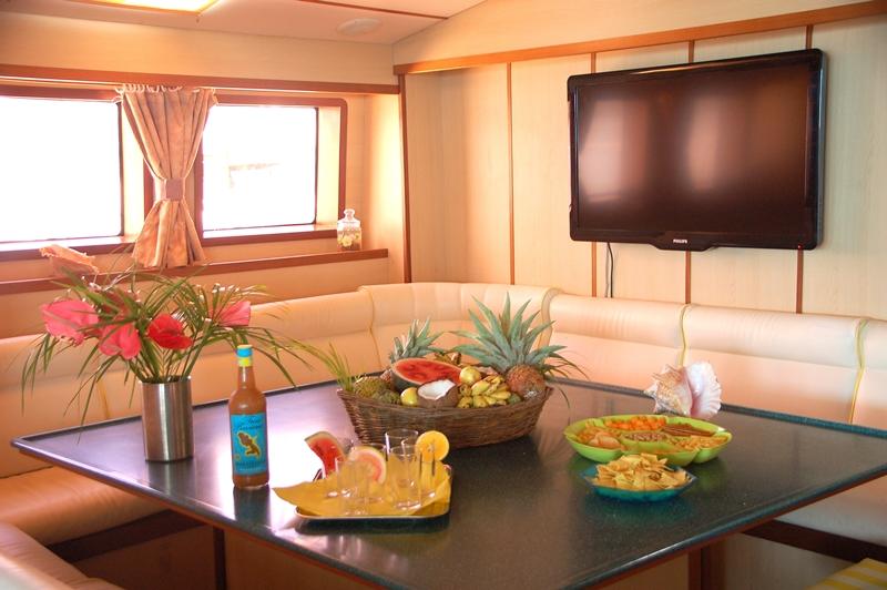 Navalia - Imbarcazione Mojito 82 alle Seychelles 7