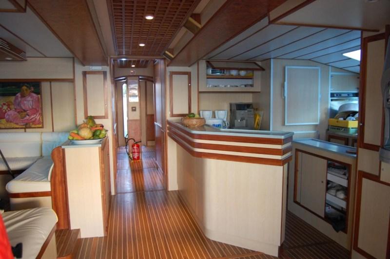 Navalia - Imbarcazione Mojito 82 alle Seychelles 8