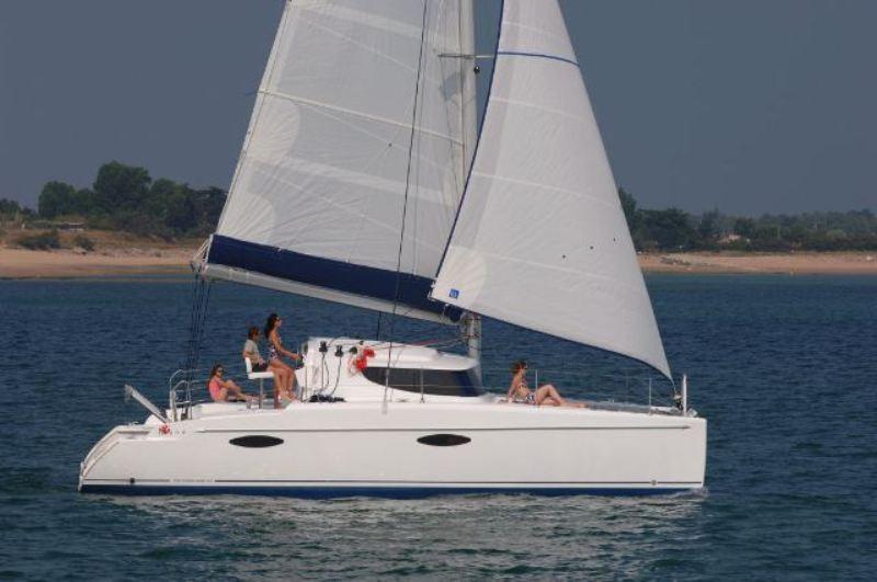 Navalia - Imbarcazione Mahe 36 1