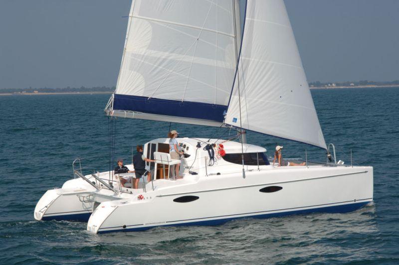 Navalia - Imbarcazione Mahe 36 2