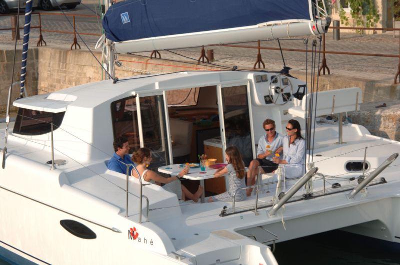 Navalia - Imbarcazione Mahe 36 4