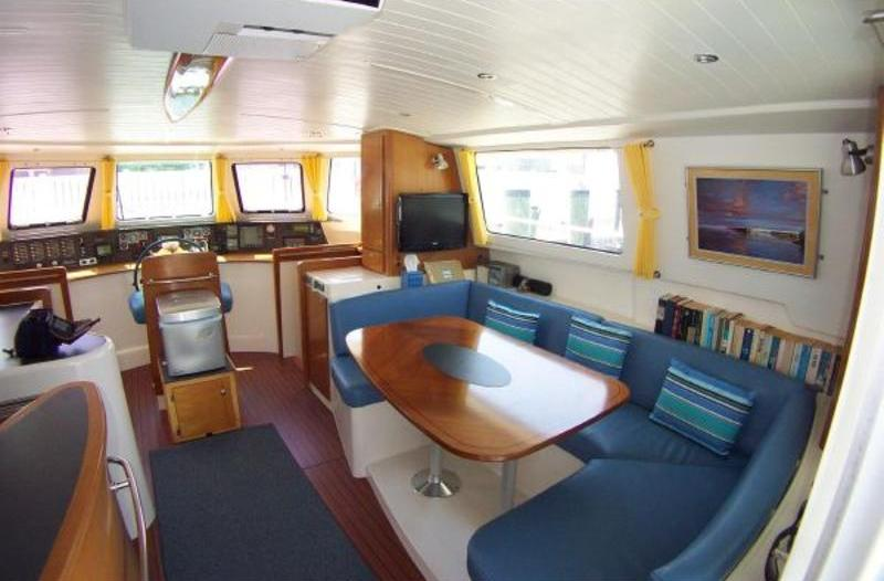 Navalia - Imbarcazione Maryland 37 5