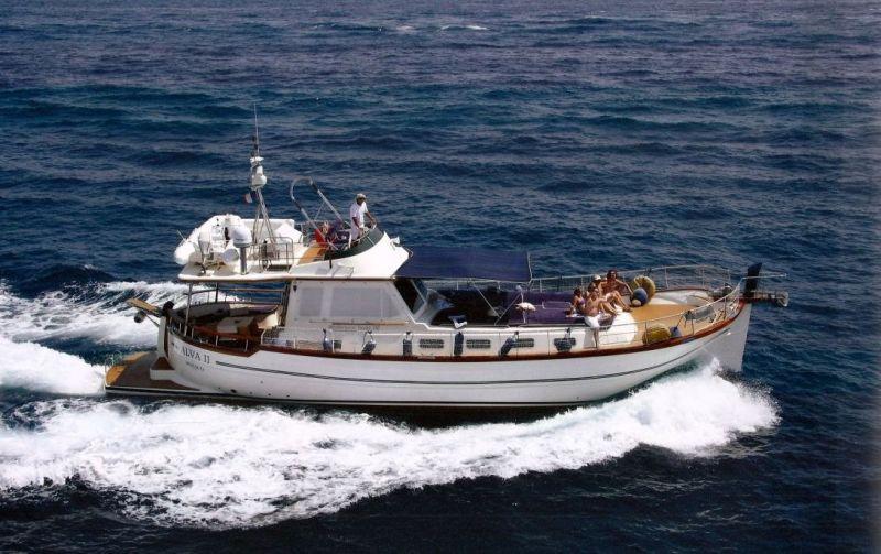 Navalia - Imbarcazione Menorquin 180 1