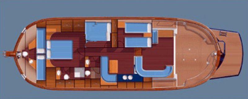 Navalia - Imbarcazione Menorquin 180 12