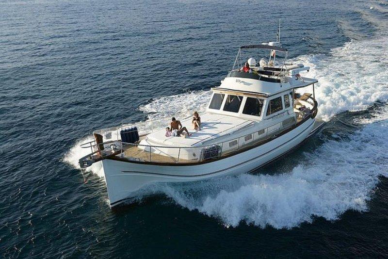 Navalia - Imbarcazione Menorquin 180 2