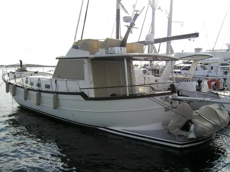 Navalia - Imbarcazione Menorquin 180 3