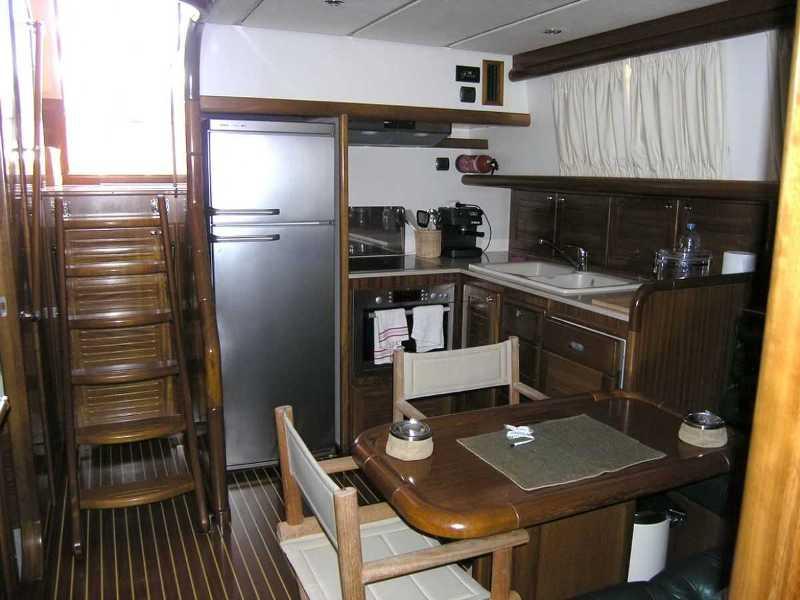 Navalia - Imbarcazione Menorquin 180 5