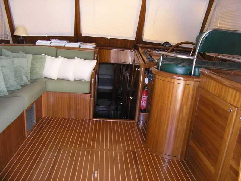 Navalia - Imbarcazione Menorquin 180 6