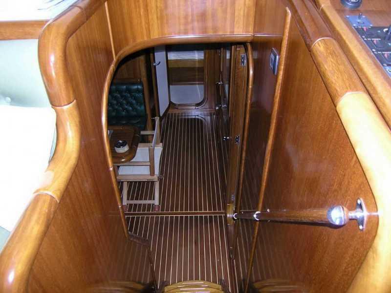 Navalia - Imbarcazione Menorquin 180 7