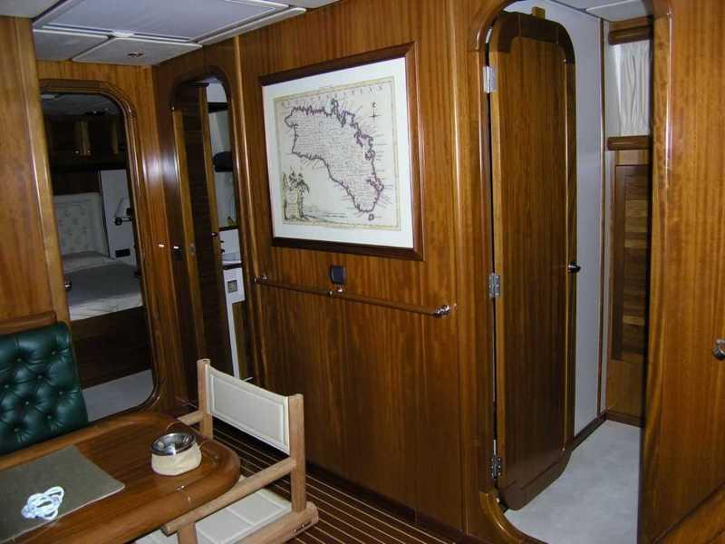 Navalia - Imbarcazione Menorquin 180 8