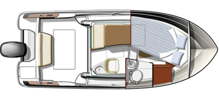 Navalia - Imbarcazione Jeanneau MF 725 7