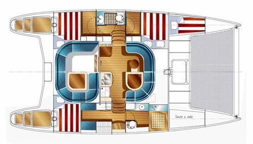 Navalia - Imbarcazione Nautitech 40 2