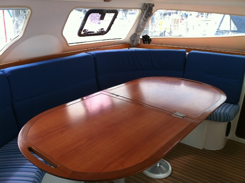Navalia - Imbarcazione Nautitech 40 7