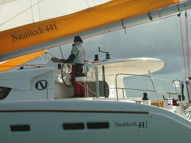Navalia - Imbarcazione Nautitech 441 3